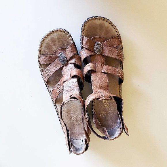 Reiker Shoes - Reiker Sandals